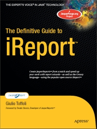 The Definitive Guide to iReport - Apress