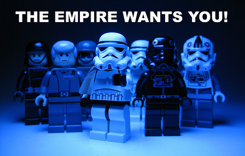 Empire wants you