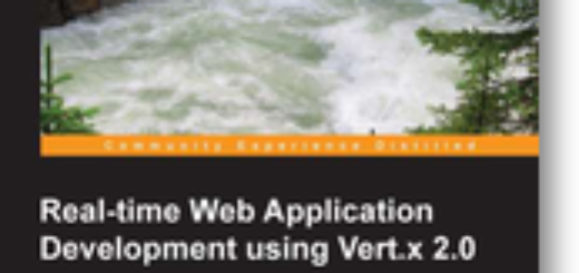 Real-time Web Application Development using Vert.x 2.0